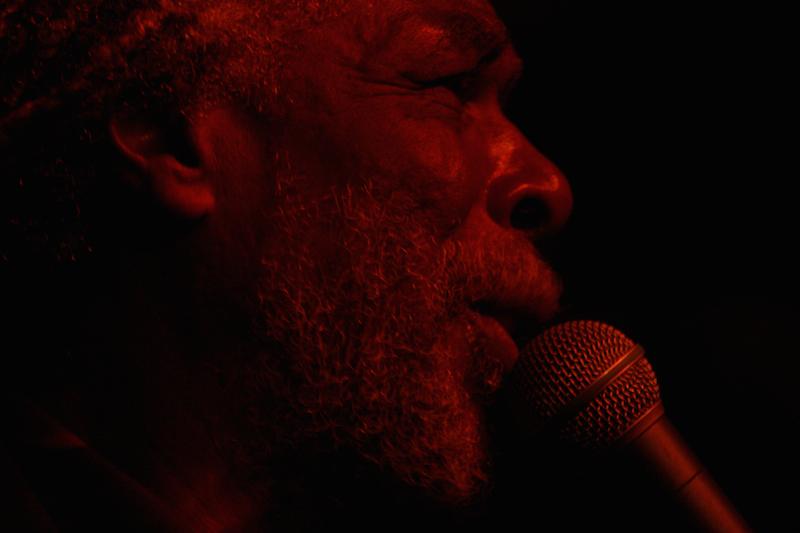 Bob Andy, Jazz Cafe, London, 2010