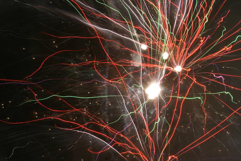 Diwali, London, 2013