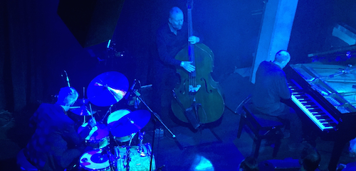 DJ support for The Necks at London Jazz Cafe 3 May 2017