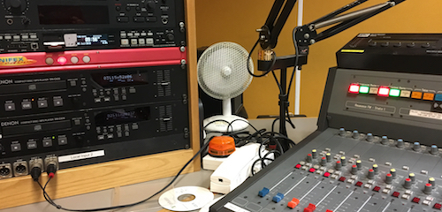 Adventures In Sound And Music on Resonance FM 5 July 2018