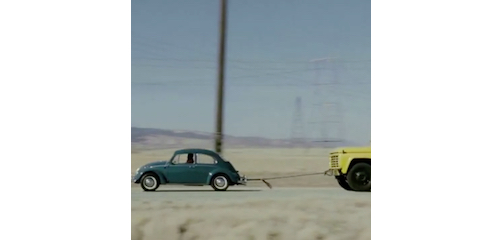 VW Beetle Ad Pitch
