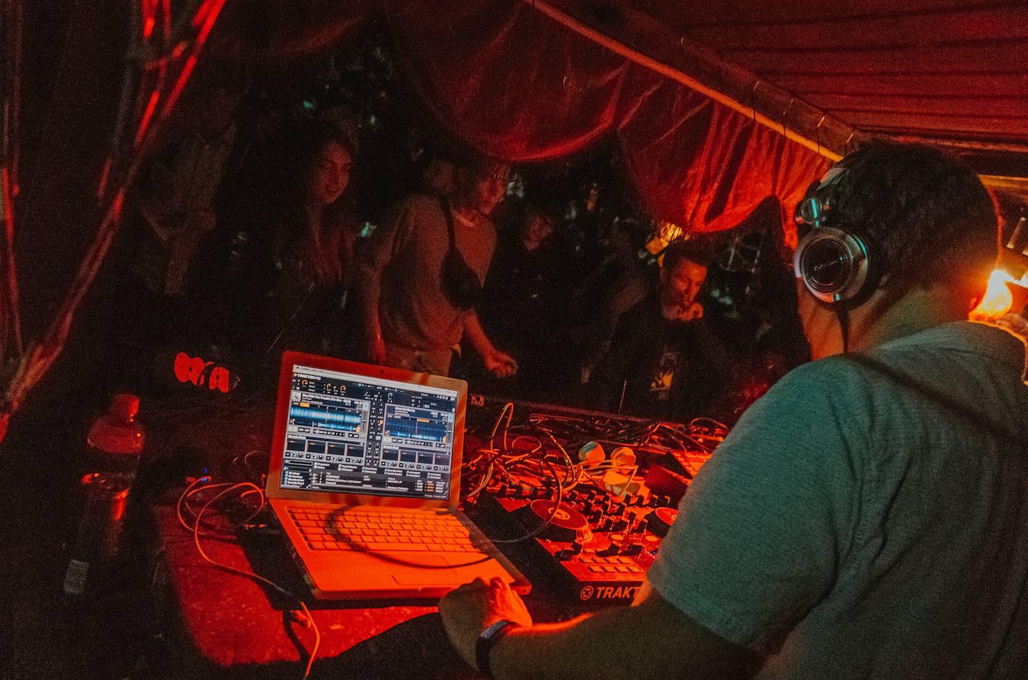 Fields Festival DJ