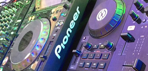 DJ set at Supernormal Festival 7 August 2016