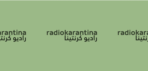 Letter For Beirut: Guest show on Radio Karantina 25 September 2020